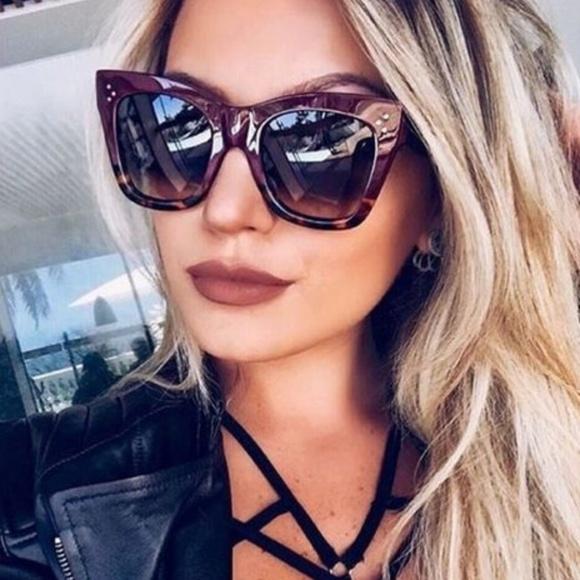 d3bf800116 Celine Catherine Havana gradient brown sunglasses